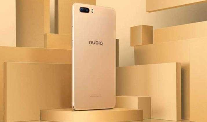 भारत में अमेजन इंडिया पर शुरु हुई Nubia M2 स्मार्टफोन की बिक्री, कीमत 22,999 रुपए- India TV Paisa