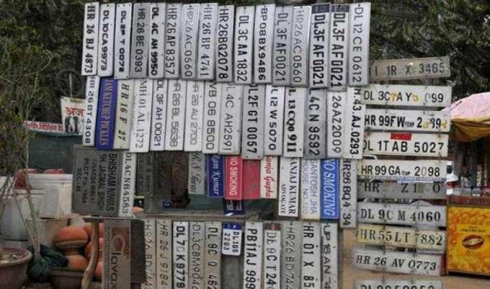 कार की नंबर प्लेट के लिए तोड़ी दिवानगी की हद, 9.90 लाख रुपए में बिका 0009 नंबर- IndiaTV Paisa