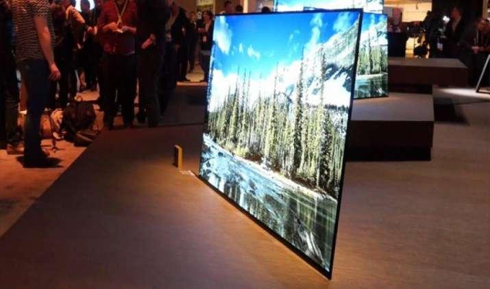 सोनी इंडिया ने पेश किया ए-सीरीज में नया ब्रेविया OLED टीवी, कीमत 3.65 लाख रुपए से है शुरू- India TV Paisa