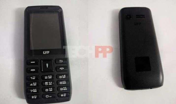 रिलायंस 21 जुलाई को कर सकता है Jio के 4G फीचर फोन की घोषणा, इंटरनेट पर लीक हुईं तस्वीरें- India TV Paisa