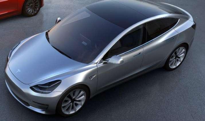 7 जुलाई से शुरू होगा Tesla की मॉडल 3 कार का प्रोडक्शन, 28 जुलाई को शुरुआती 30 खरीदारों को मिलेगी इसकी चाबी- India TV Paisa