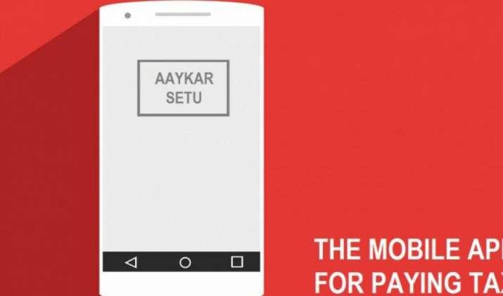 फोन से भरें इनकम टैक्स, Aadhaar से जोड़ें PAN, वित्त मंत्रालय लेकर आया नया मोबाइल एप आयकर सेतु- India TV Paisa