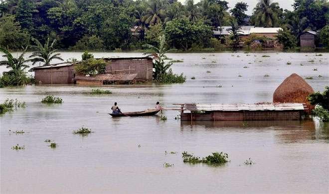 Assam flood- India TV
