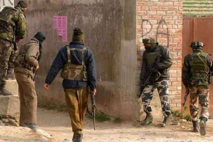 Security force, Kashmir- Khabar IndiaTV