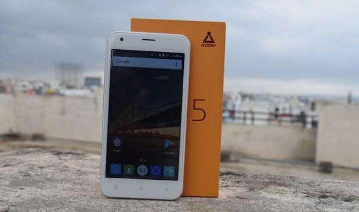 आईवूमी ने भारतीय बाजार में लॉन्च किए Me4 और Me5 स्मार्टफोन, कीमत 3499 से शुरू- IndiaTV Paisa