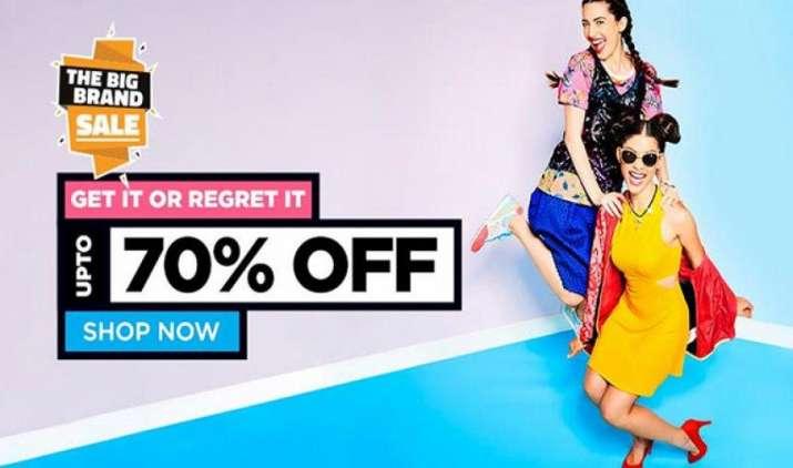 Jabong की 3 दिन चलने वाली Big Brand Sale हो गई है शुरू, 2500 से ज्यादा ब्रांड्स पर 50-80% तक डिस्काउंट- India TV Paisa