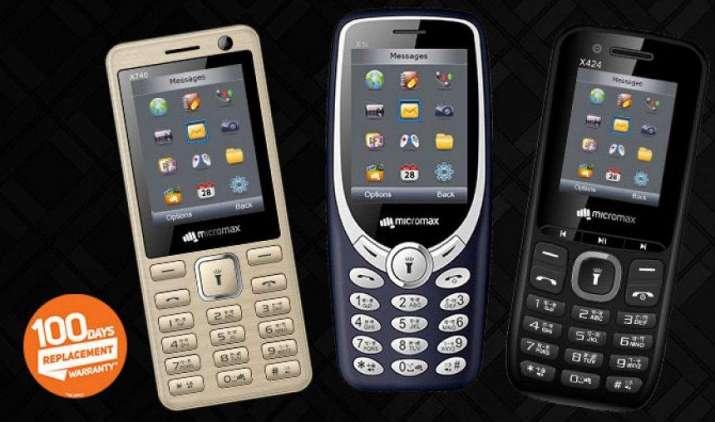 माइक्रोमैक्स अपने फीचर फोन यूजर्स को देगी 100 दिनों की रिप्लेसमेंट वॉरंटी, ये है ऑफर- IndiaTV Paisa