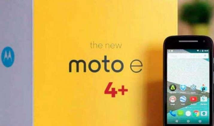 मोटो E4 प्लस ने बनाया बिक्री का नया रिकॉर्ड, मात्र 24 घंटे में बिक गए 1 लाख स्मार्टफोन- IndiaTV Paisa