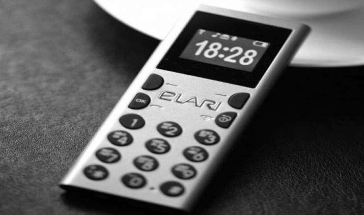दुनिया का सबसे छोटा फोन 'NanoPhone C' आया भारत में, इस वेबसाइट पर मिल रहा है 3,940 रुपए में- India TV Paisa