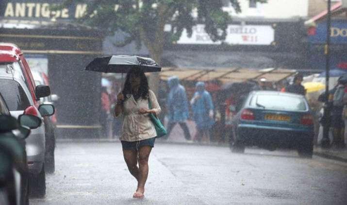 Monsoon 2017: मौसम विभाग ने जारी किया 5 राज्यों के लिए रेड अलर्ट, भारी बारिश की दी है चेतावनी- IndiaTV Paisa