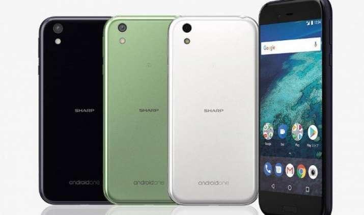 शार्प ने एंड्रॉयड वन के साथ लॉन्च किया नया स्मार्टफोन एक्स-1, ये हैं इसकी खासियतें- India TV Paisa