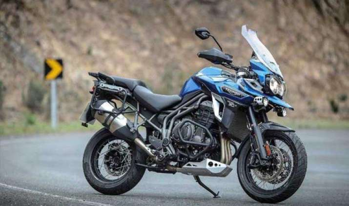 ट्रायम्फ ने भारतीय बाजार में उतारी टाइगर एक्सप्लोरर XCX सुपर बाइक, कीमत 18.75 लाख रुपए- India TV Paisa