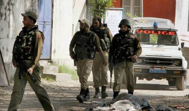 Hizbul Mujahideen recruitment module busted in Jammu and...- Khabar IndiaTV