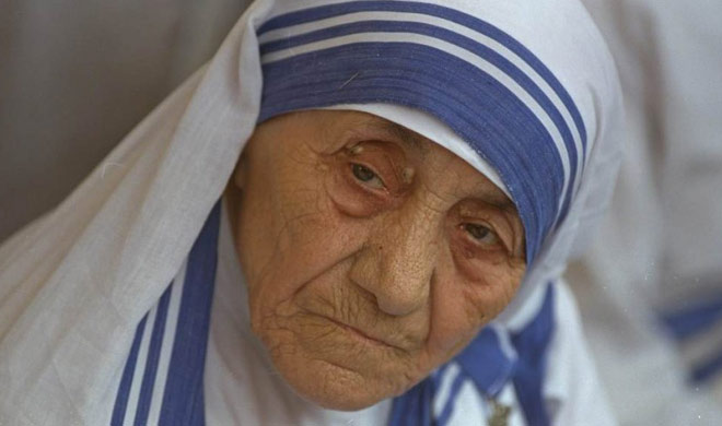 Mother Teresa saree gets recognition as Intellectual...- India TV