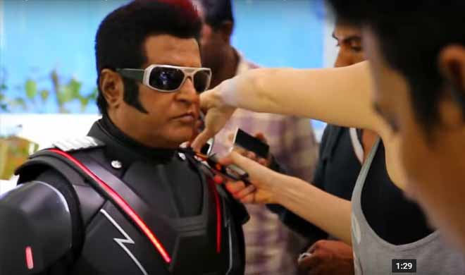 robot 2.0 akshay kumar rajinikanth- India TV