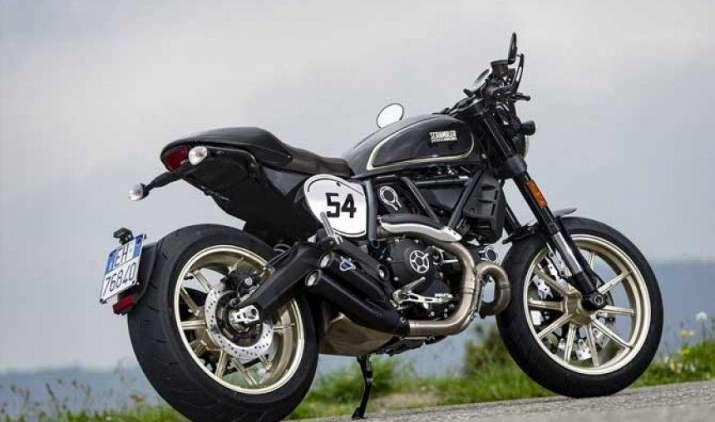 डुकाटी ने भारतीय बाजार में उतारी रेसिंग बाइक स्क्रैंबलर कैफे रेसर, कीमत 9.32 लाख रुपए- IndiaTV Paisa