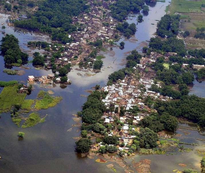 Bihar flood- India TV