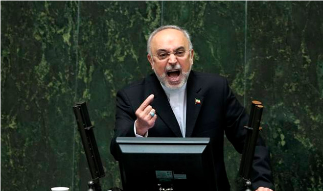 Ali Akbar Salehi | AP Photo- India TV