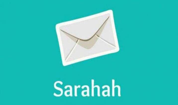 Sarahah ऐप के लिए दुनियाभर में बढ़ी दीवानगी, हो चुके हैं 50 लाख से 1 करोड़ डाउनलोड- IndiaTV Paisa