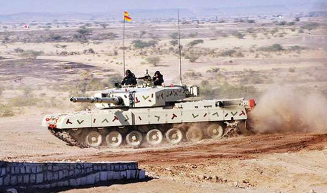 Indian tank crash out of international military competition - Khabar IndiaTV