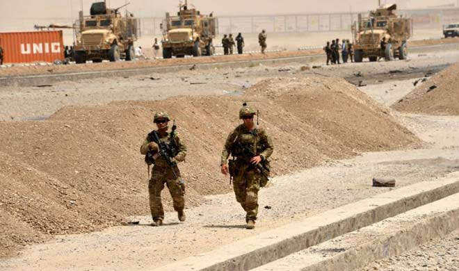 11000 US soldiers deployed in war-affected Afghanistan- India TV