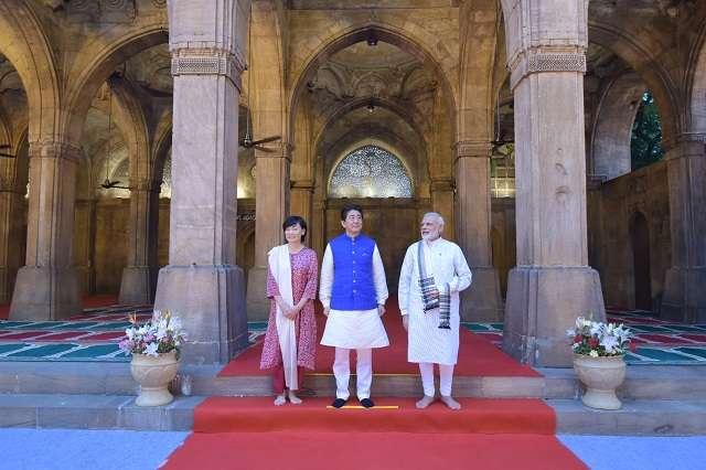 pm modi and shinzo abe- Khabar IndiaTV