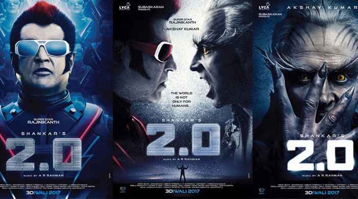 2.0 AKSHAY KUMAR RAJINIKANTH FILM SCREEING IN CHINA- India TV