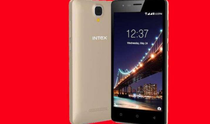 इंटेक्स ने भारतीय बाजार में उतारा एंड्रॉयड नॉगेट से लैस एक्वा लायंस 2, कीमत सिर्फ 4599 रुपए- IndiaTV Paisa