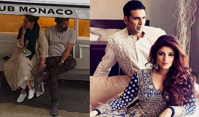 akshay kumar dimple kapadia, twinkle khanna, sunny- India TV