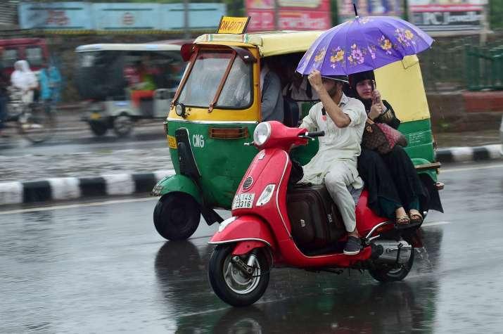 delhi-rain- India TV