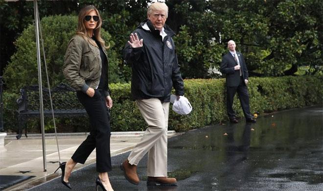 Donald and Melania Trump- Khabar IndiaTV