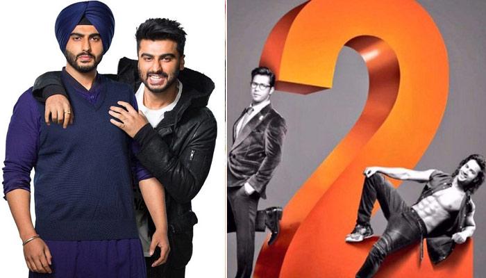 judwaa double role- India TV