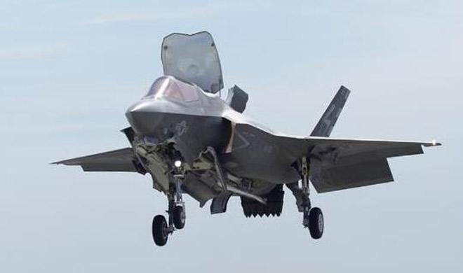 US flies fighter jets- India TV
