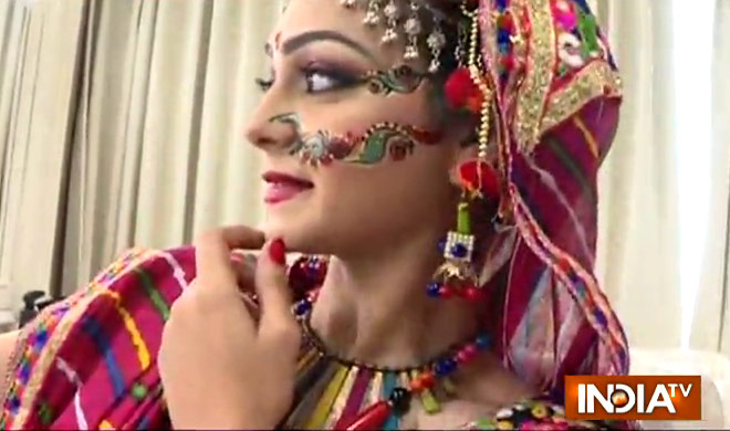 garba tattoo- Khabar IndiaTV
