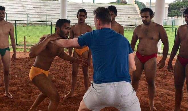 brett lee- India TV