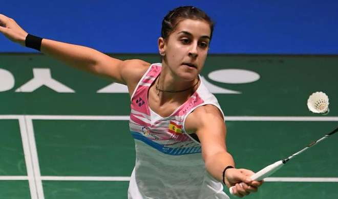 Carolina Marin- Khabar IndiaTV