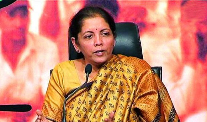 Nirmala Sitharaman | PTI- India TV