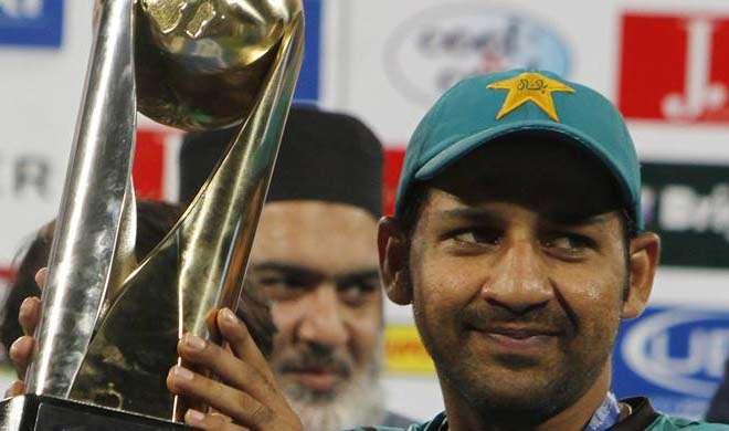 Pakistan's captain Sarfraz Ahmed- Khabar IndiaTV