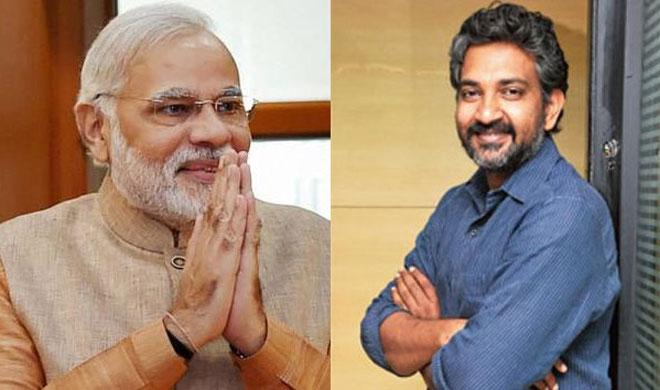 PM MODI RAJAMOULI- Khabar IndiaTV