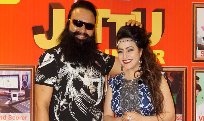 Ram-Rahim-Honeypreet- India TV