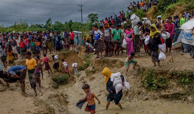 Rohingya Muslims- Khabar IndiaTV