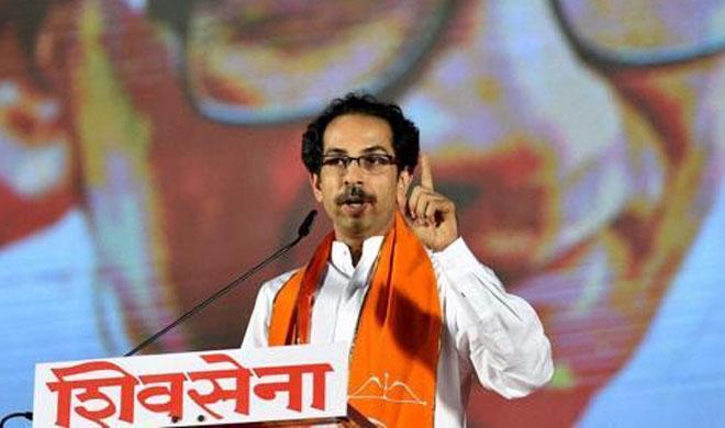 Shiv Sena Chief Uddhav Thackeray- Khabar IndiaTV