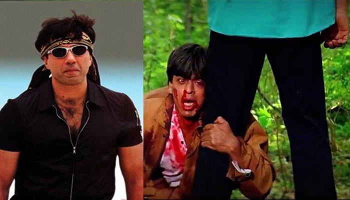shah rukh khan sunny deol- India TV