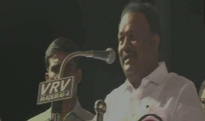 Dindigul Sreenivasan- Khabar IndiaTV