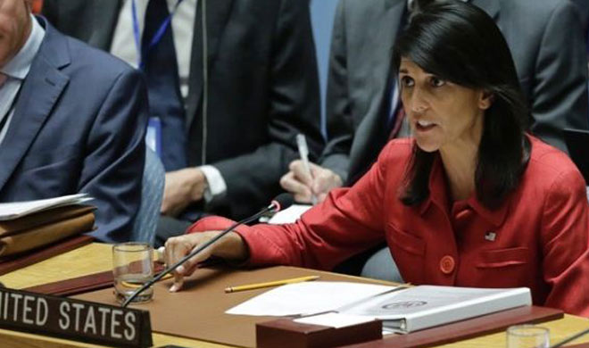 America warns, North Korean nuclear issue ends our option- India TV