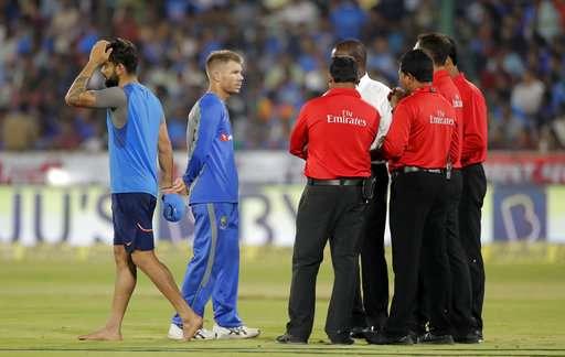 India vs Australia, 3rd T-20- Khabar IndiaTV