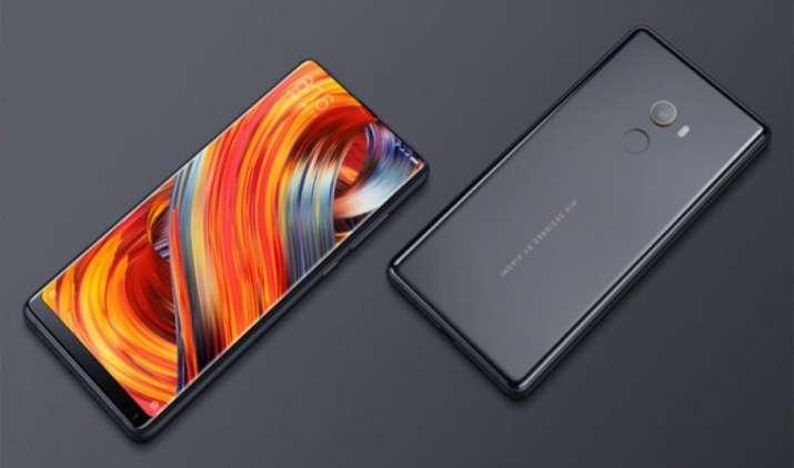 आज से बिक्री के लिए उपलब्ध होगा Xiaomi Mi MIX 2 स्मार्टफोन, फ्लिपकार्ट और mi.com पर होगी बिक्री- India TV Paisa