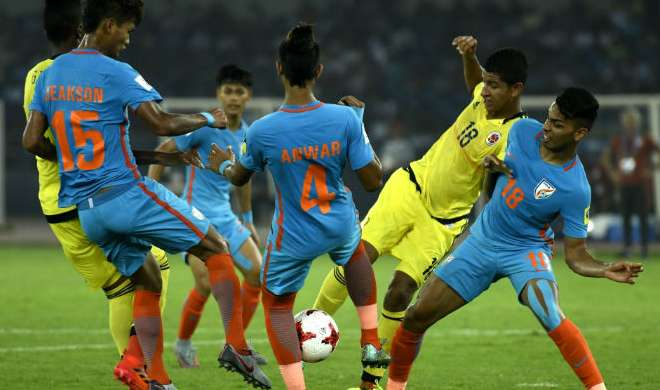 indian football team- Khabar IndiaTV