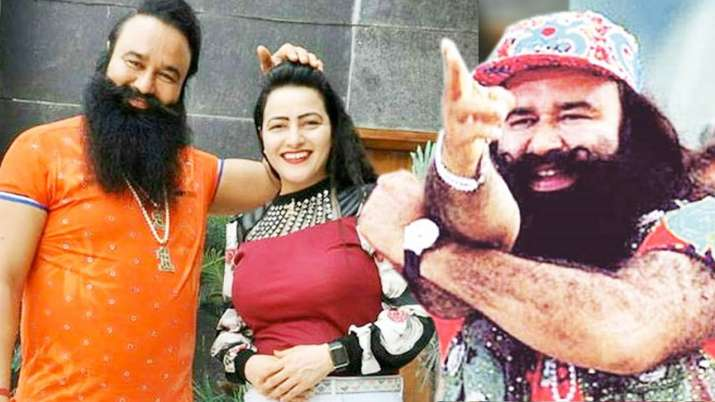 Honeypreet-Ram-Rahim- India TV