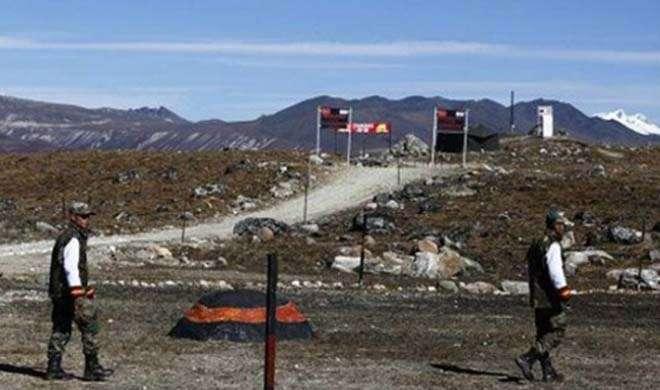 indo-china border- Khabar IndiaTV